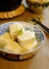 あっさりシンプル!木綿豆腐の煮物