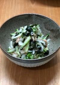 10分で作り置き!玉ねぎの和風サラダ