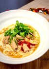 台湾の人気屋台メニュー*麺線*