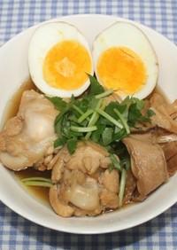 話題のCM☆乾燥エリンギと鶏のさっぱり煮