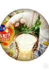 完熟白桃で炭酸シュワ〜٩(๑❛ᴗ❛๑)۶