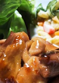 超簡単!鶏肉のマーマレード焼き