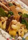 干し椎茸香る!筍とピーマンの中華鶏肉炒め