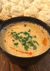簡単本格♡濃厚豆乳ごま担々つけ麺