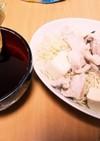 蒸し鶏のタレ⭐簡単!