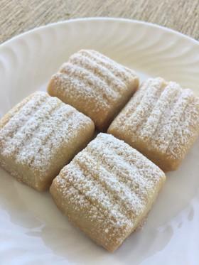 さっくりホロホロの簡単クッキー☆トルコ