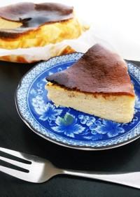 濃厚クリーミー *バスク風チーズケーキ*