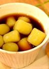 台湾の芋団子 (本葛粉使用)