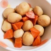 里芋の煮っころがしの写真