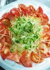 簡単♪玉ねぎとトマトのサラダ