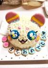 プリキュア  フワ ケーキ 【覚え書き】