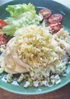 お家で作れる本格中華㉛【蒸し鶏】