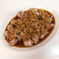 簡単で美味しい!鶏肉の薬味焼き