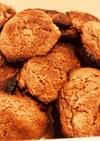 超簡単チョコレートクッキー!!