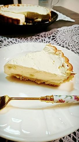 材料4つ!超簡単★ずぼらレアチーズケーキ