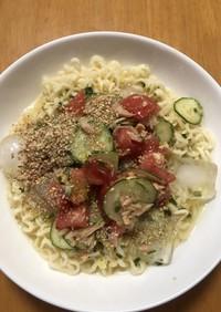 サッポロ一番 塩トマト冷やしラーメン