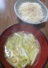 サッポロ一番、塩つけ麺
