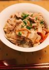 八宝菜風!かんたん美味しい中華丼