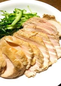 炊飯器de簡単☆さっぱり鶏チャーシュー