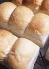まいにちのミニ食パン*身近な道具で簡単に