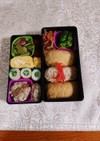 いなり寿司のお弁当です