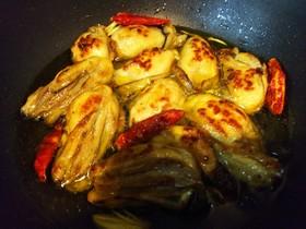 簡単美味・焼き牡蠣のオイル漬け