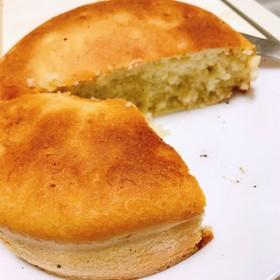 バナナヨーグルトケーキ