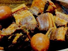 炊飯器で簡単◎スペアリブの角煮