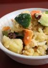 美味♪塩麹カレー粉胡瓜のポテトサラダ
