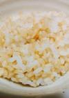 玄米&白米
