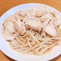 ダイエット中のつまみ☆サラダチキン