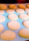 (試作中)米粉のココナッツクッキー