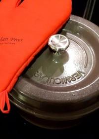 バーミキュラ鍋で炊飯(AEG IH)