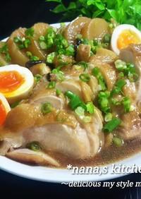 簡単絶品煮物!鶏肉と大根の中華風甘辛煮
