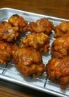塩麹☆鶏むねコーンの落とし揚げ
