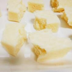 離乳食☆簡単☆ノンオイル蒸しパン