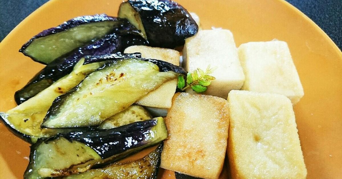 高野 豆腐 置き換え レシピ