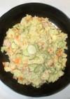 ポテトサラダ♪簡単暑い夏にレンジ料理