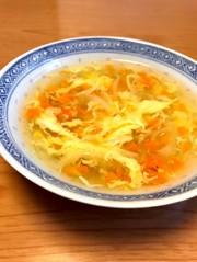 簡単☆中華風かきたまスープの写真