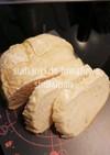 パン焼き機能付きの炊飯器でふわふわ食パン