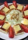 はんぺんチーズ焼き!(^^)!