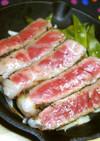 ステーキプレート&スキレットの加熱の仕方