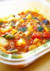 レンジで簡単副菜!夏野菜★ラタトゥイユ