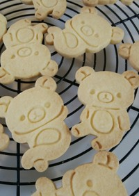 リラックマ☆クッキー