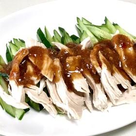簡単タレで!!棒棒鶏サラダ