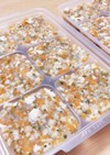 離乳食中期★納豆と豆腐と野菜の煮物