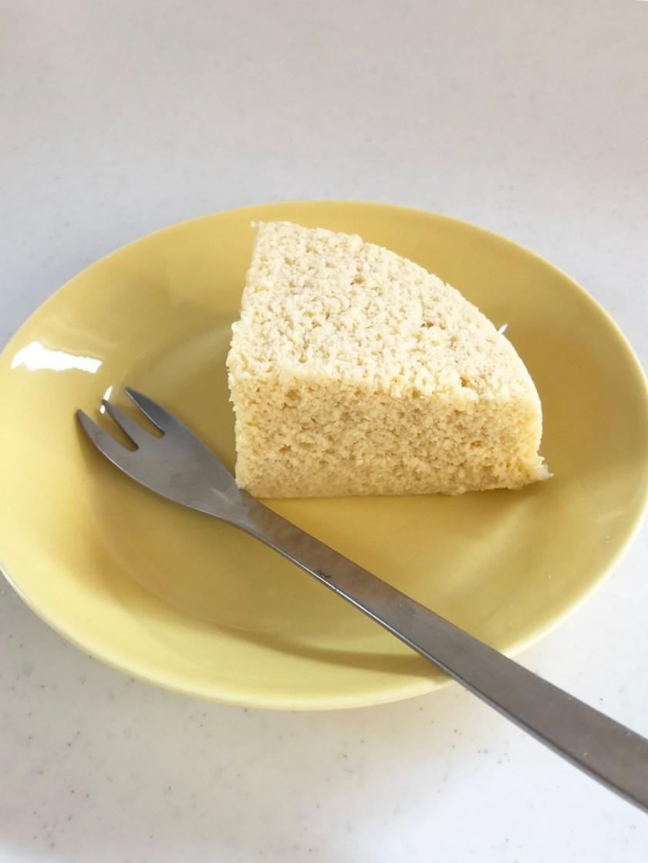 ふわっと簡単 おから蒸しパン