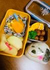 女子高校生のお弁当48