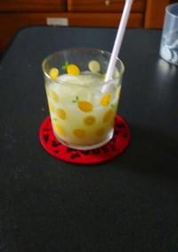 ☆メロン炭酸水のジュース☆