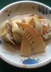 和風のロールキャベツ(透析食)